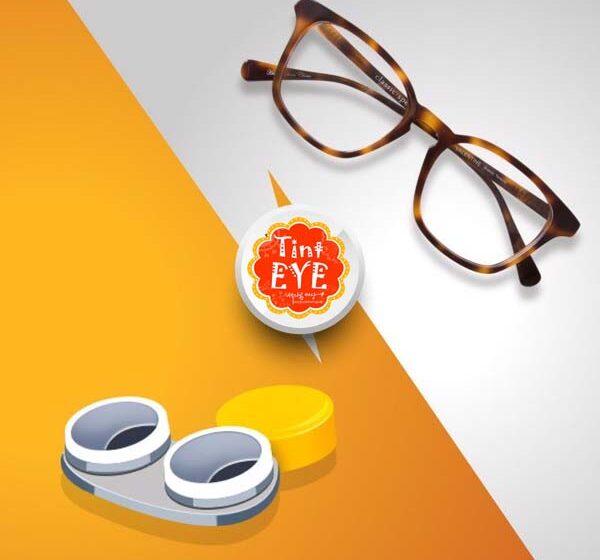Lựa chọn kính áp tròng hay kính mắt