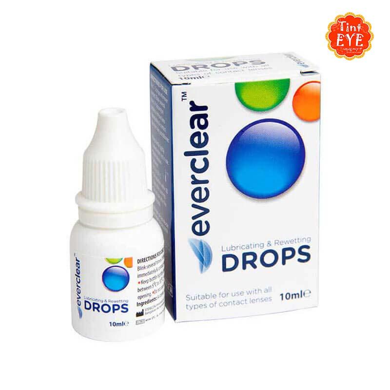 everclear Eye Drops