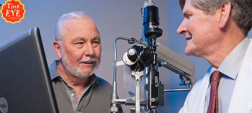 Thuốc trị rối loạn cương dương ảnh hưởng thị lực của mắt